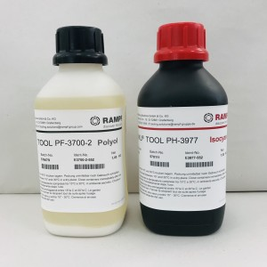 Ρητινη - Υλικα για Καλουπια - Ρητίνη Χύτευσης 3 λεπτών Raku-Tool PF 3700-2+PH 3977 Σετ 2kg ΥΛΙΚΑ ΓΙΑ ΚΑΛΟΥΠΙΑ e-mercouris.gr