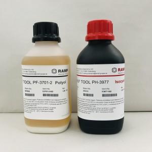 Ρητίνη Χύτευσης 5 λεπτών Raku-Tool PF 3701-2+PH 3977 Σετ 2kg ΥΛΙΚΑ ΓΙΑ ΚΑΛΟΥΠΙΑ Προϊόντα Υψηλής Τεχνολογίας - e-mercouris.gr