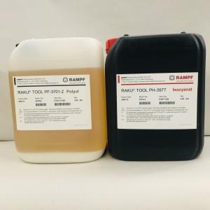 Ρητινη - Υλικα για Καλουπια - Ρητίνη Χύτευσης 5 λεπτών Raku-Tool PF 3701-2+PH 3977 Σετ 9kg  ΥΛΙΚΑ ΓΙΑ ΚΑΛΟΥΠΙΑ e-mercouris.gr