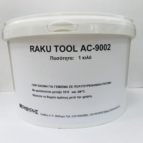 Υλικα για Καλουπια - Σκόνη για Ρητίνη Πολυουρεθάνης Ελαφριά Raku-Tool AC-9002 1kg  ΥΛΙΚΑ ΓΙΑ ΚΑΛΟΥΠΙΑ e-mercouris.gr