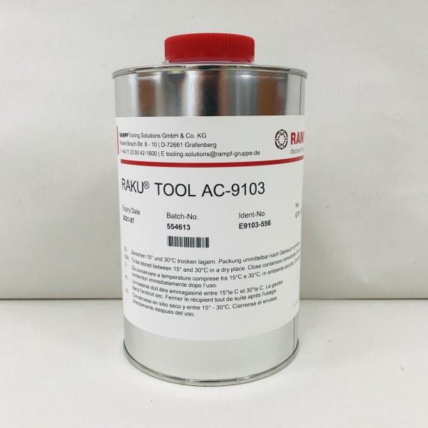 Αποκολλητικό Κεριού - Rampf Raku-Tool AC-9103 750ml  ΥΛΙΚΑ ΓΙΑ ΚΑΛΟΥΠΙΑ Προϊόντα Υψηλής Τεχνολογίας - e-mercouris.gr