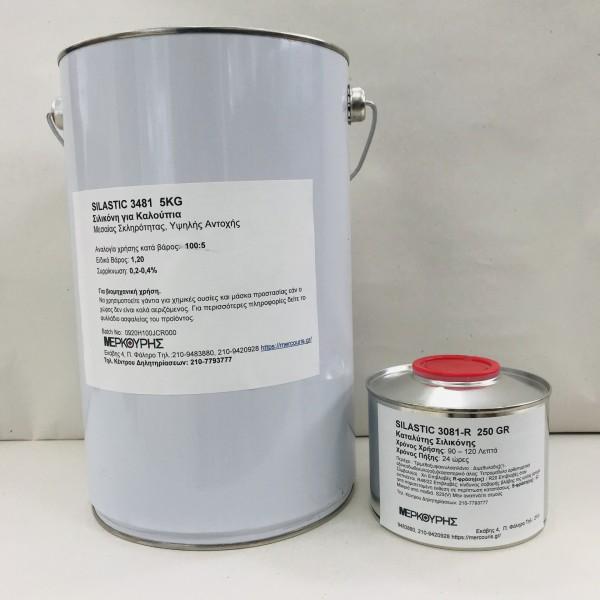 Σιλικόνη Silastic 3481 με 24ωρο Καταλύτη 3081-R Σετ 5,25kg ΥΛΙΚΑ ΓΙΑ ΚΑΛΟΥΠΙΑ Προϊόντα Υψηλής Τεχνολογίας - e-mercouris.gr