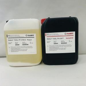Ρητινη - Υλικα για Καλουπια - Ρητίνη Χύτευσης 3 λεπτών Raku-Tool PF 3700-2+PH 3977 Σετ 9kg ΥΛΙΚΑ ΓΙΑ ΚΑΛΟΥΠΙΑ e-mercouris.gr