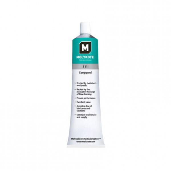 Molykote 111 100gr - Πάστα Σιλικόνης ΛΙΠΑΝΤΙΚΑ Προϊόντα Υψηλής Τεχνολογίας - e-mercouris.gr