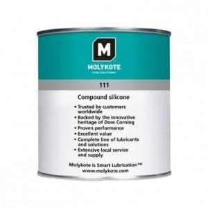 Molykote 111 1kg - Πάστα Σιλικόνης ΛΙΠΑΝΤΙΚΑ Προϊόντα Υψηλής Τεχνολογίας - e-mercouris.gr