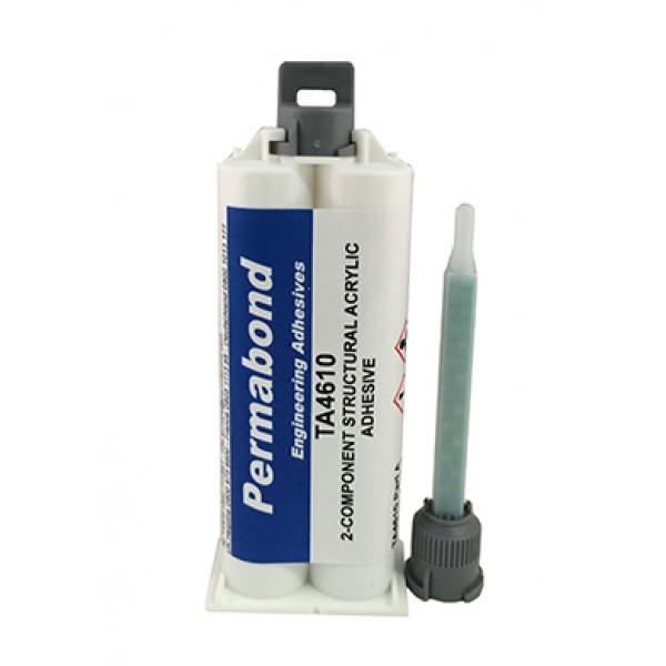 Permabond TA4610 50ml – Μεθακρυλική Κόλλα 2 συστατικών για Πολυαιθυλένιο, Πολυπροπυλένιο ΚΟΛΛΕΣ – ΣΤΕΓΑΝΟΠΟΙΗΤΙΚΑ Προϊόντα Υψηλής Τεχνολογίας - e-mercouris.gr