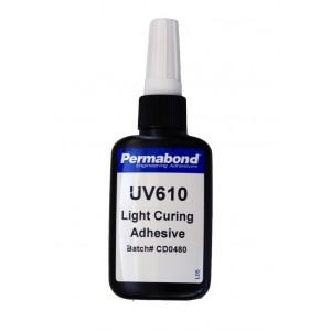 Permabond UV 610 50ml - Κόλλα UV Μεσαίας Ρευστότητας ΚΟΛΛΕΣ – ΣΤΕΓΑΝΟΠΟΙΗΤΙΚΑ Προϊόντα Υψηλής Τεχνολογίας - e-mercouris.gr