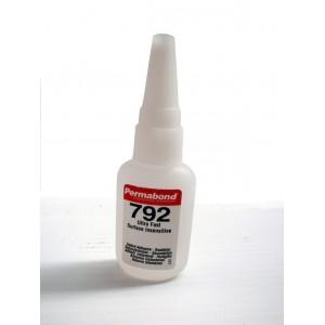 Permabond 792 20gr – Κυανοακρυλική Κόλλα Στιγμής Γενικής Χρήσης
